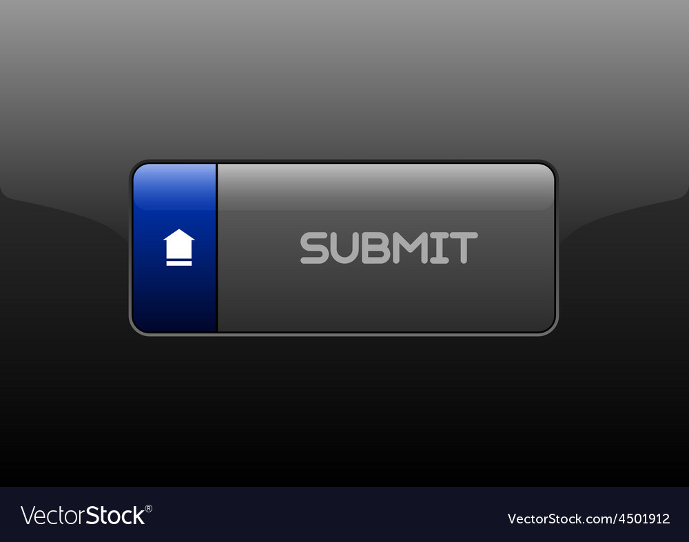 Submit button vector | Price: 1 Credit (USD $1)