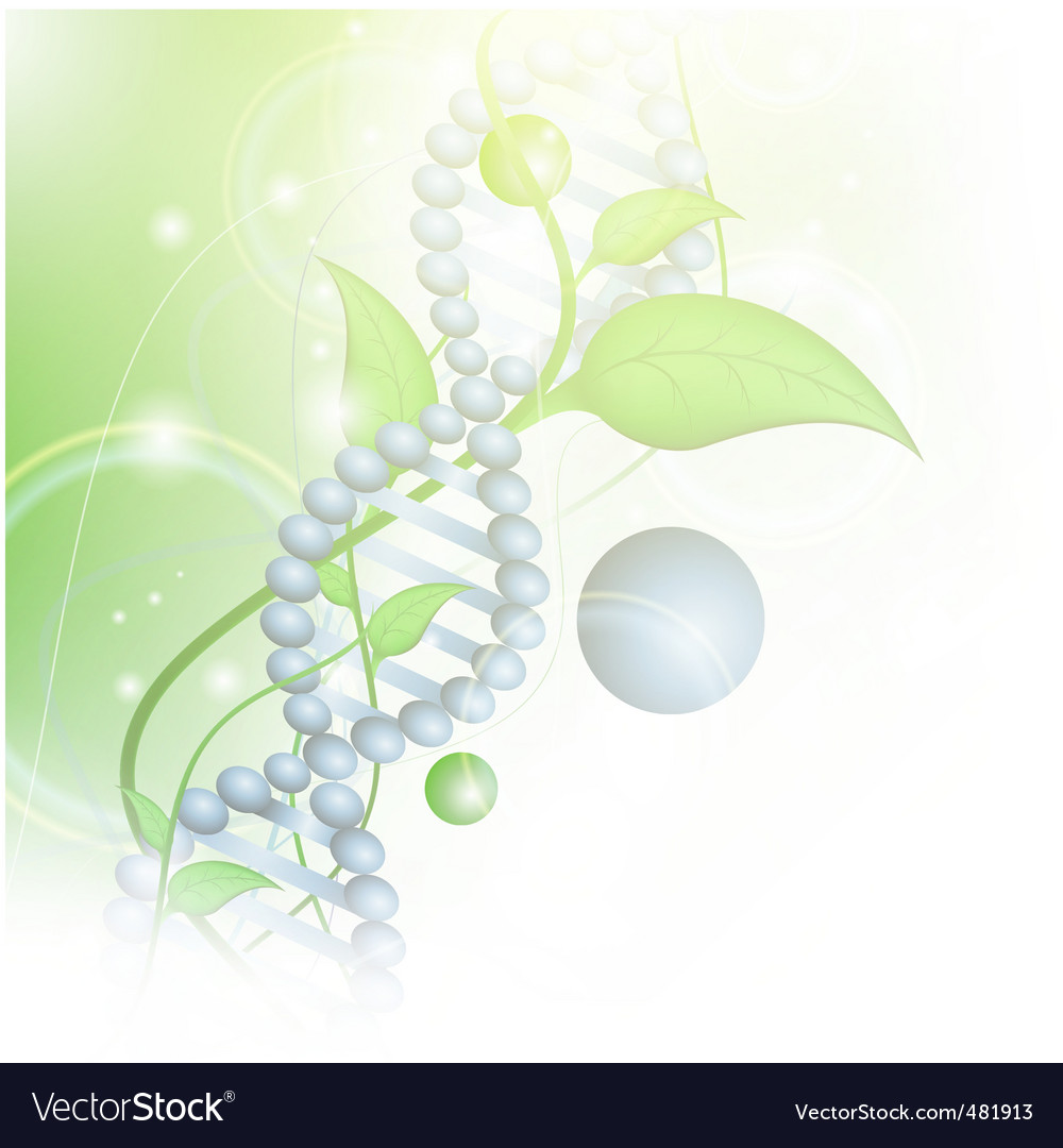 Organic science vector | Price: 1 Credit (USD $1)
