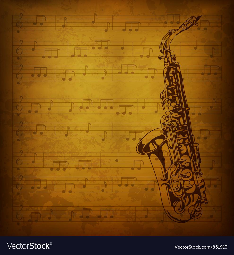 Vintage concert poster vector | Price: 1 Credit (USD $1)