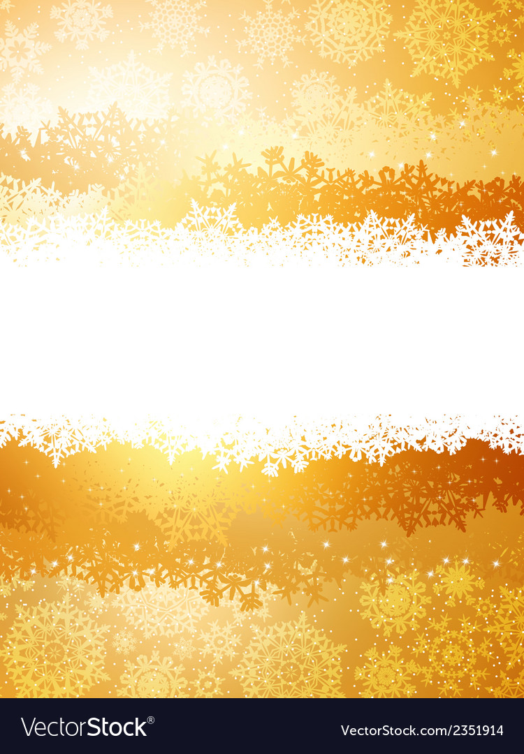 A gold and yellow sparkle card background eps 8 vector | Price: 1 Credit (USD $1)