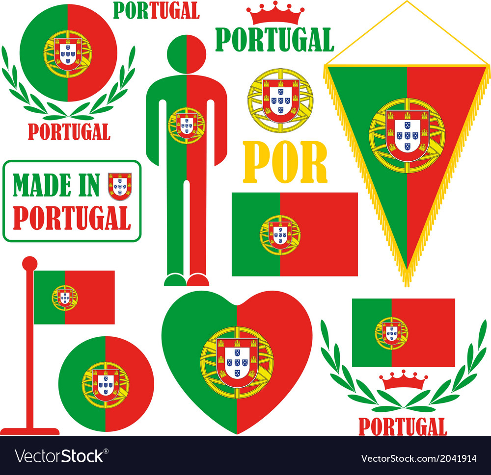 Portugal vector | Price: 1 Credit (USD $1)