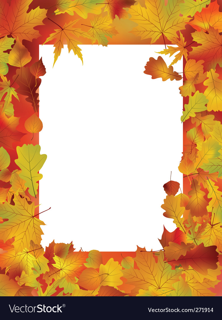 Thanksgiving fall autumn background vector | Price: 1 Credit (USD $1)