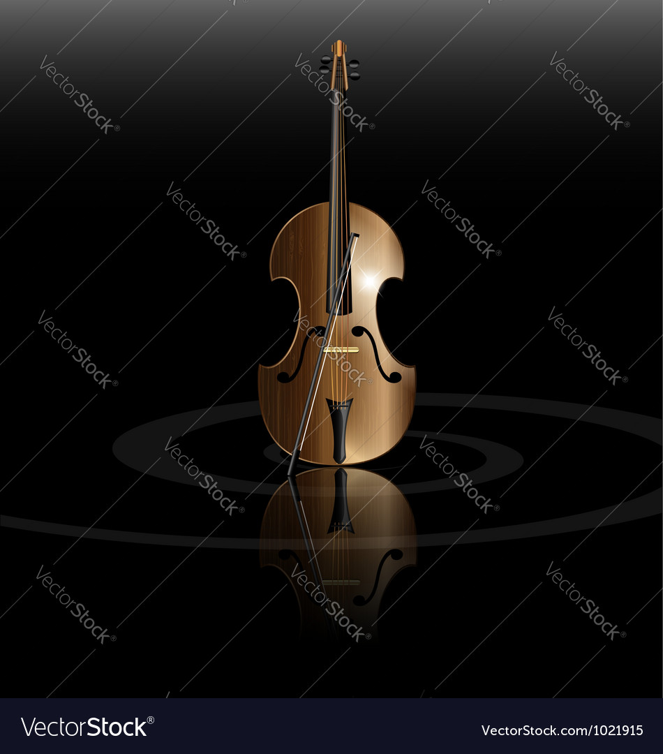 String instrument vector | Price: 1 Credit (USD $1)