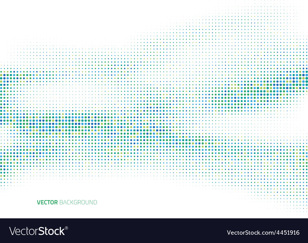 Grunge halftone background vector | Price: 1 Credit (USD $1)