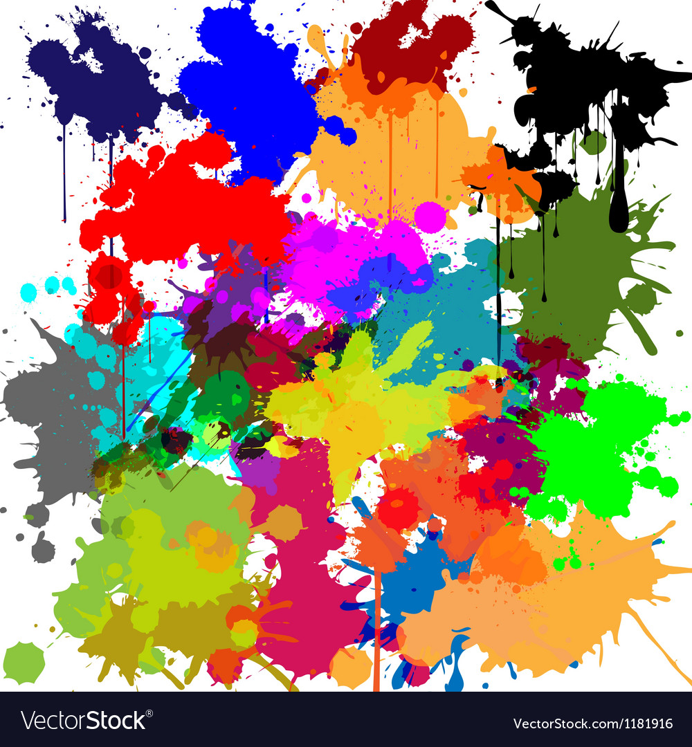Ink as a background vector | Price: 1 Credit (USD $1)