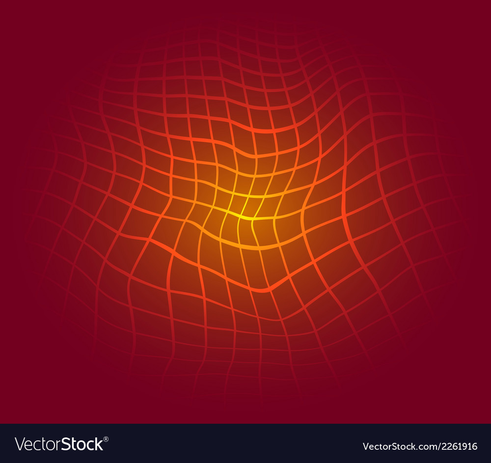 Red grid patterns background vector | Price: 1 Credit (USD $1)