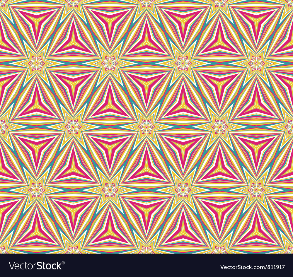 Colorful triangular mosaic vector | Price: 1 Credit (USD $1)