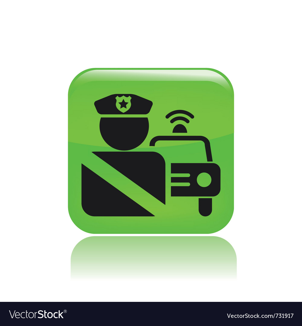 Roadblock single icon vector | Price: 1 Credit (USD $1)