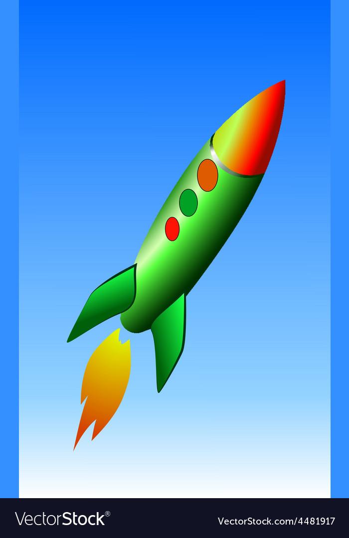 Rocket vector   Price: 1 Credit (USD $1)