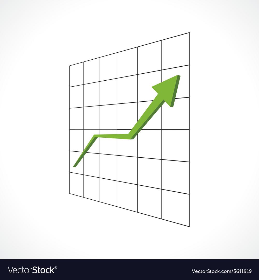 Economic growth vector   Price: 1 Credit (USD $1)