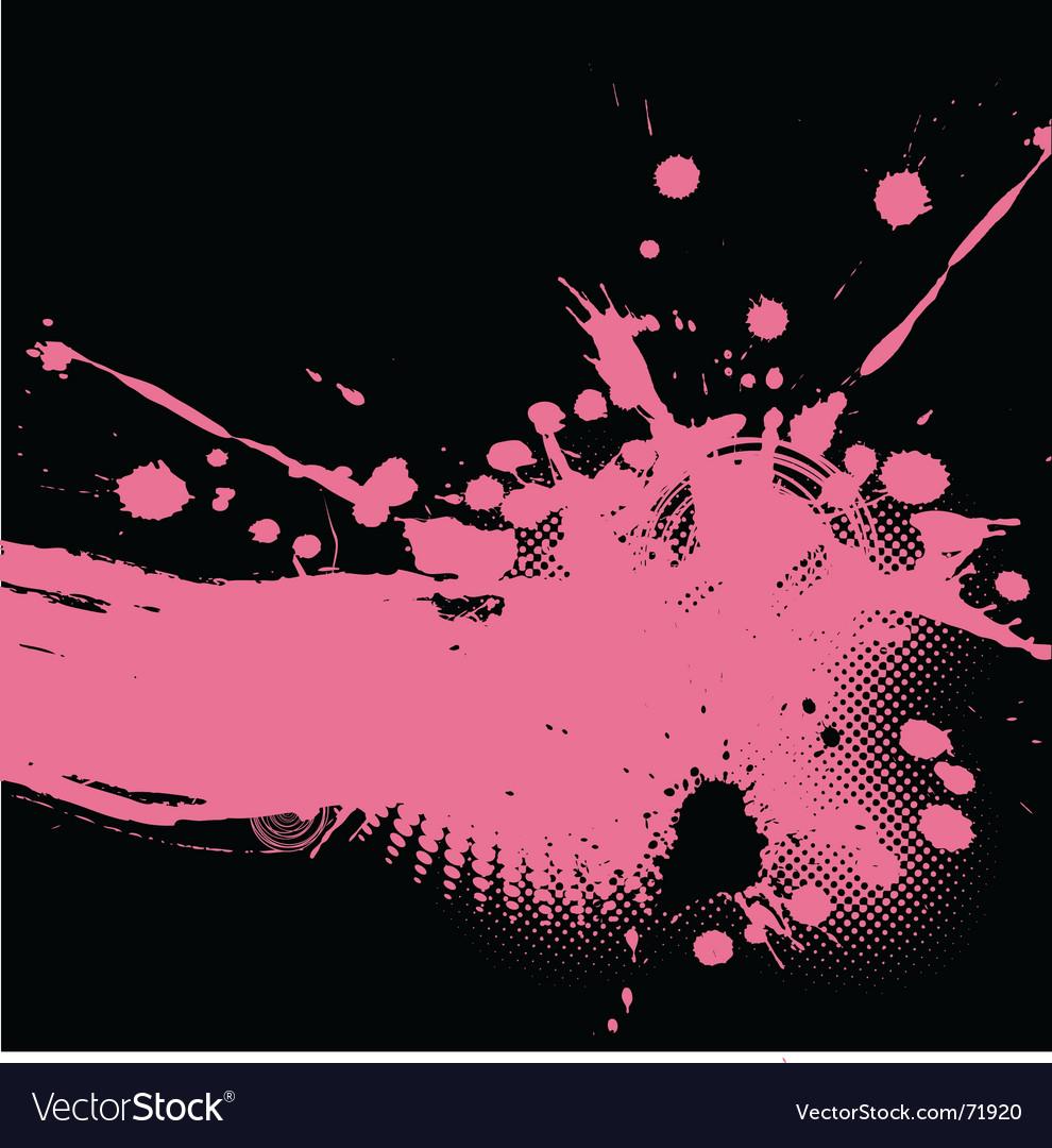Splash illustration vector | Price: 1 Credit (USD $1)