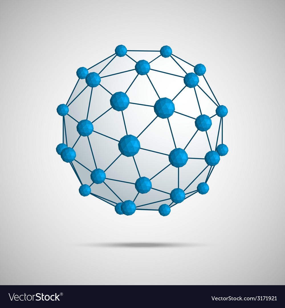 3d of sphere vector | Price: 1 Credit (USD $1)