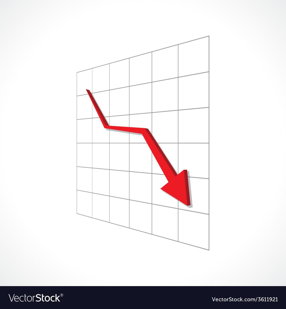 Financial crisis vector | Price: 1 Credit (USD $1)