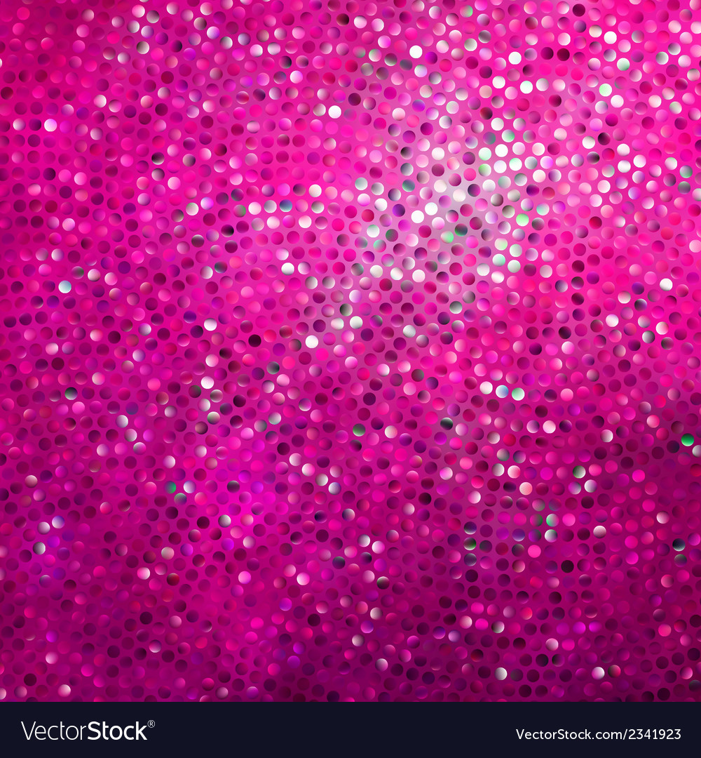 Amazing template design on pink glittering eps 8 vector | Price: 1 Credit (USD $1)