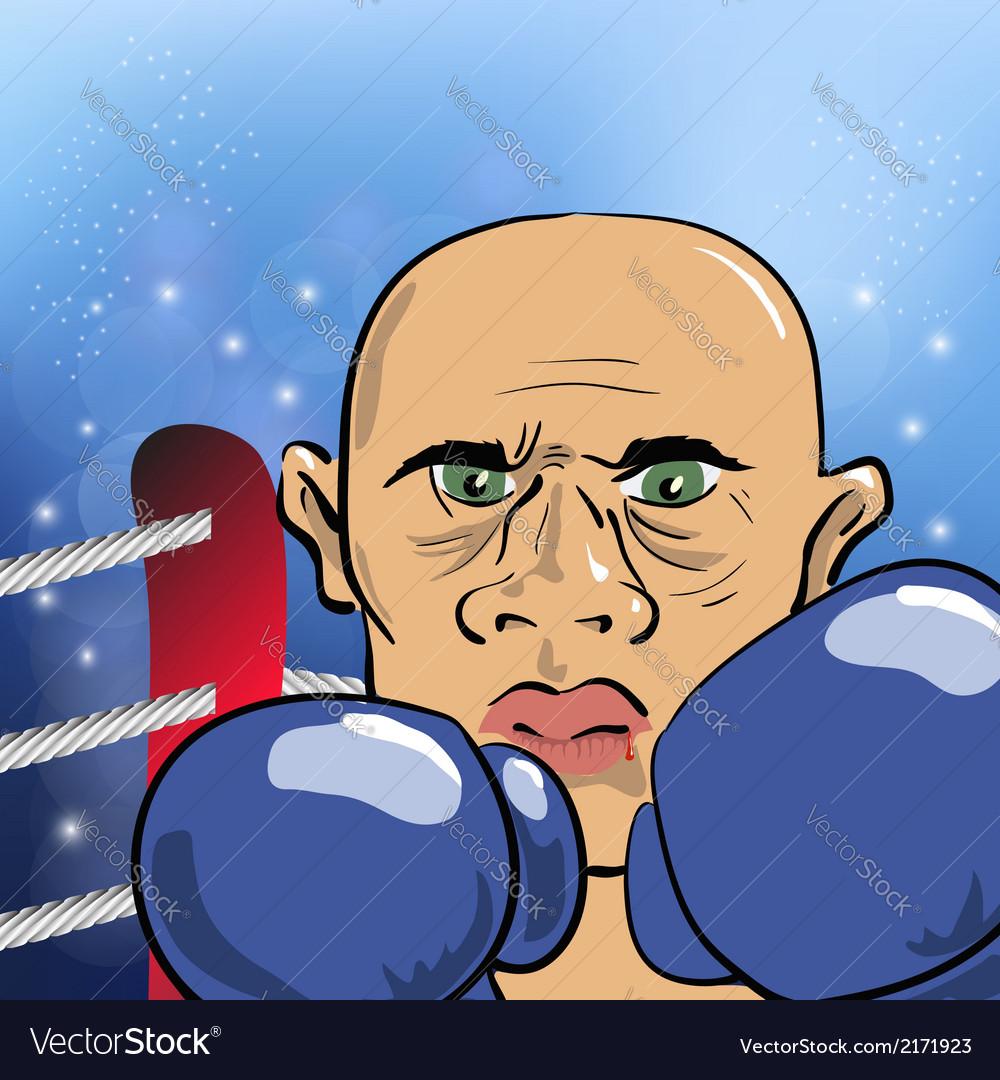 Boxer vector | Price: 1 Credit (USD $1)