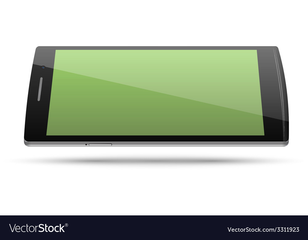 Smartphones mockup vector | Price: 1 Credit (USD $1)