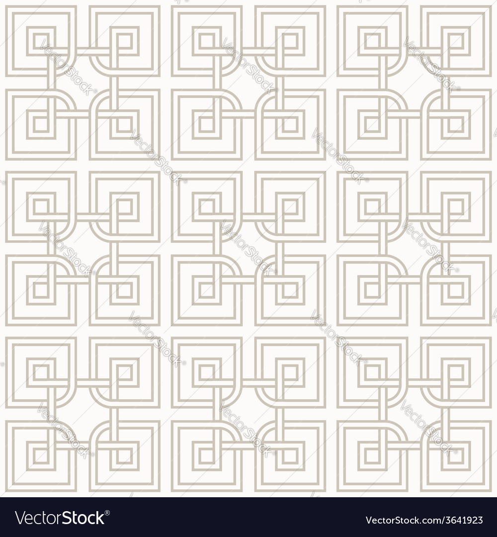 Tangled modern pattern based on traditional orient vector | Price: 1 Credit (USD $1)