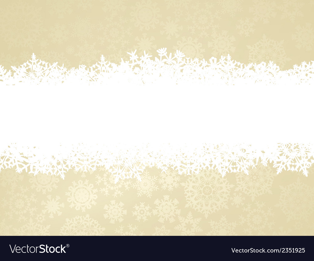 Elegant gold christmas background eps 8 vector | Price: 1 Credit (USD $1)