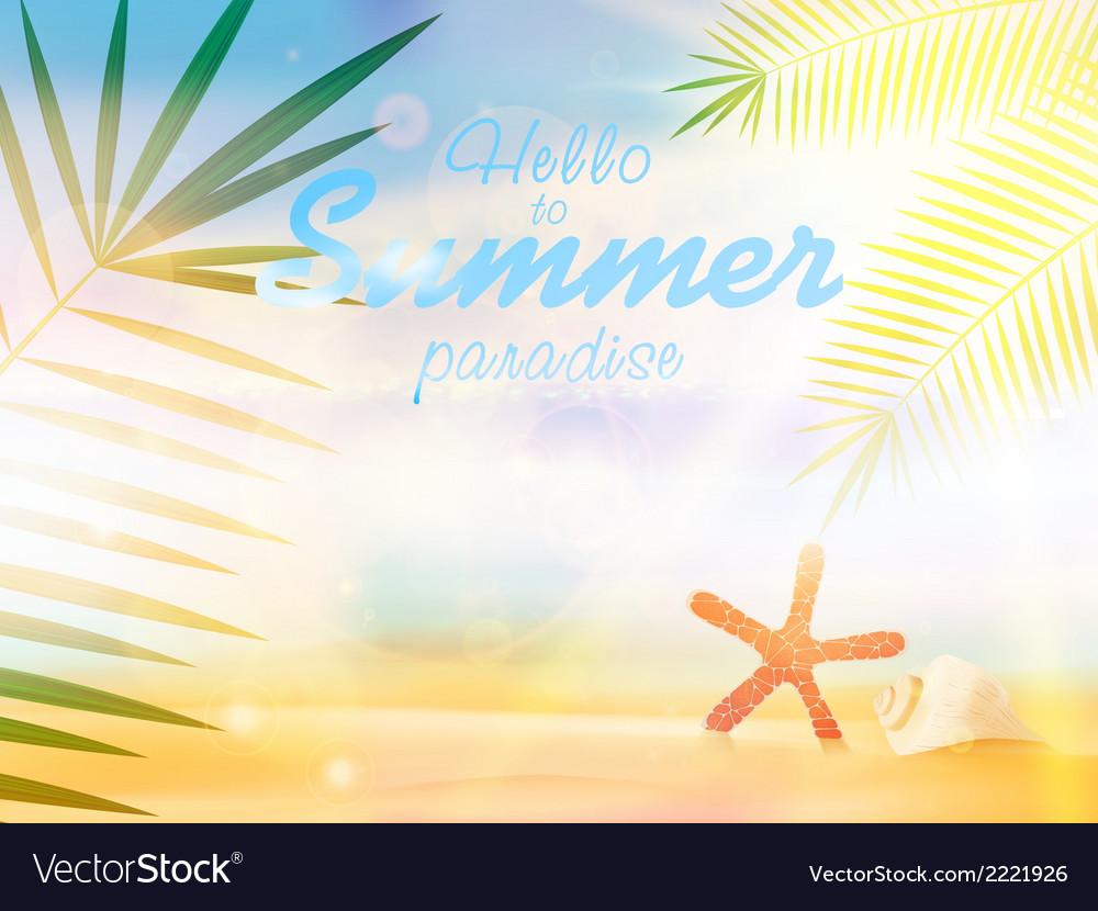 Summer calligraphic designs vector   Price: 1 Credit (USD $1)