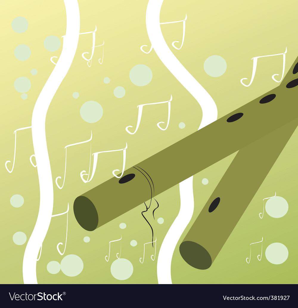 Flutes vector   Price: 1 Credit (USD $1)