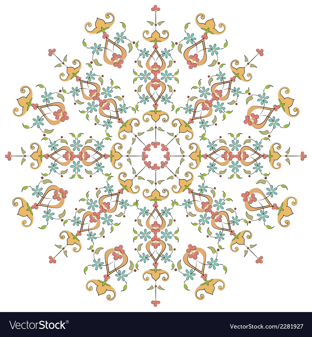 Ottoman motifs design series with thirty eight vector | Price: 1 Credit (USD $1)
