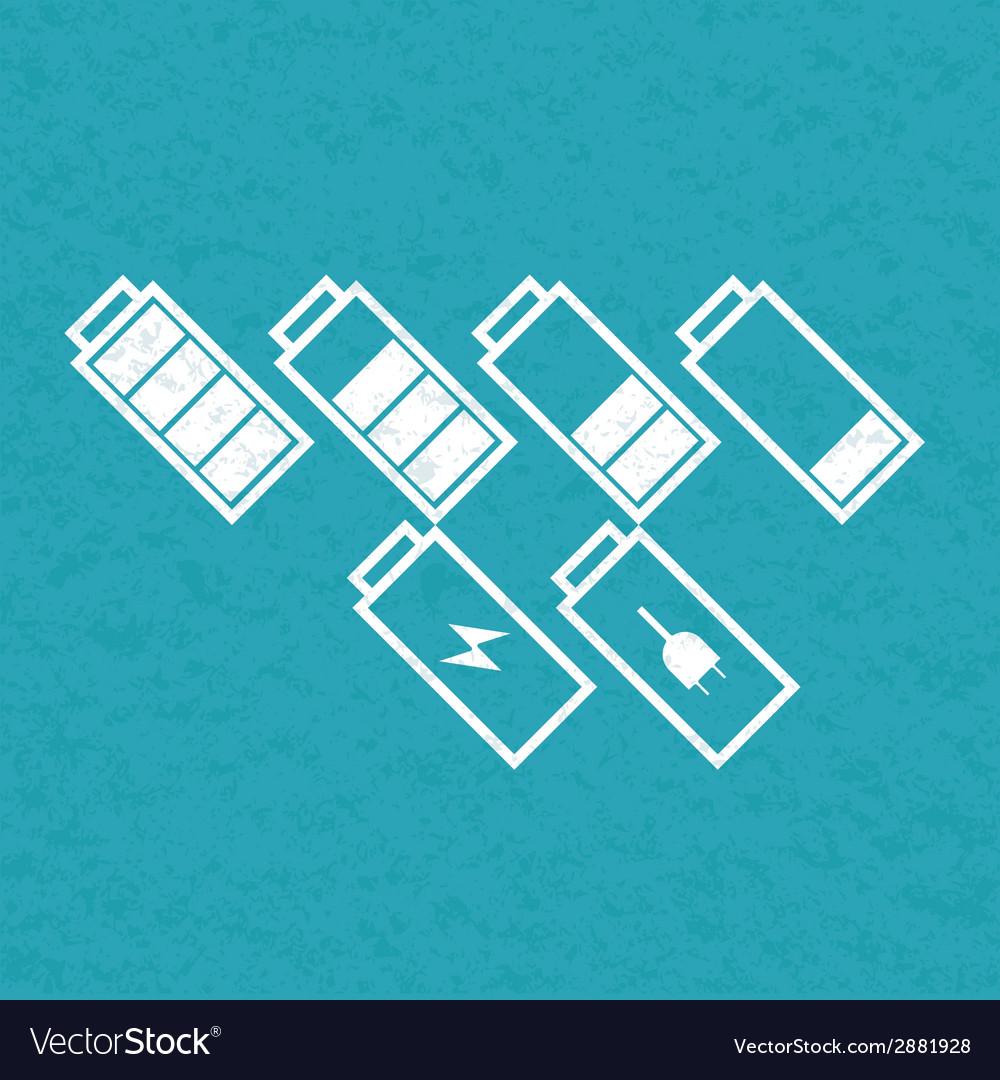 Batteriessetvary vector | Price: 1 Credit (USD $1)
