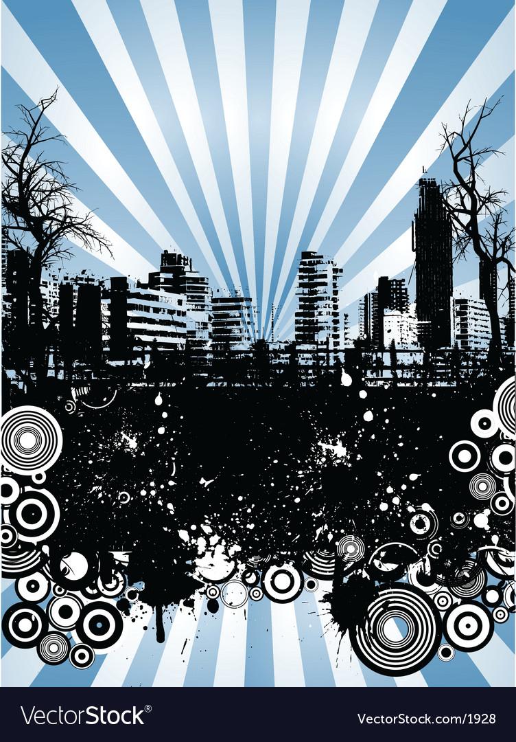 Urban grunge vector | Price: 3 Credit (USD $3)