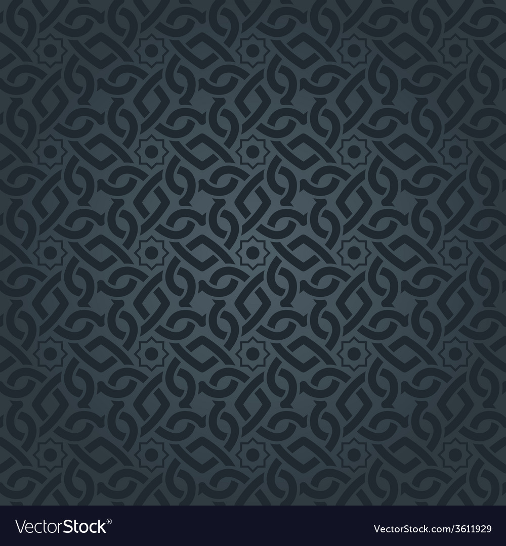 Arabic pattern vector | Price: 1 Credit (USD $1)