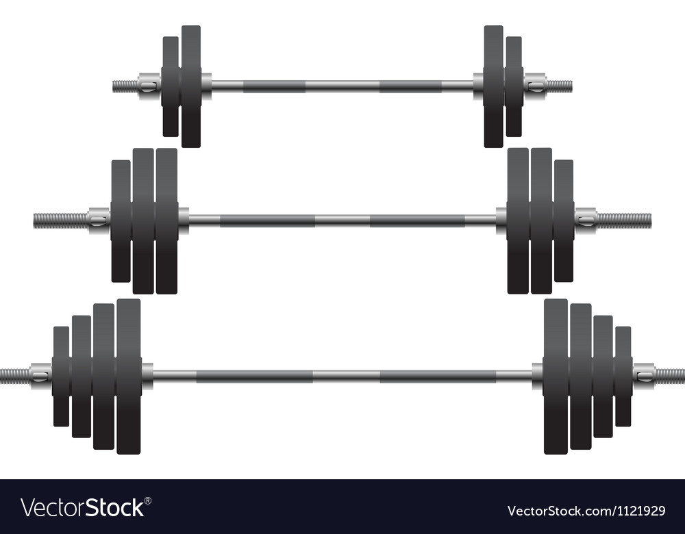 Set of weights vector | Price: 1 Credit (USD $1)