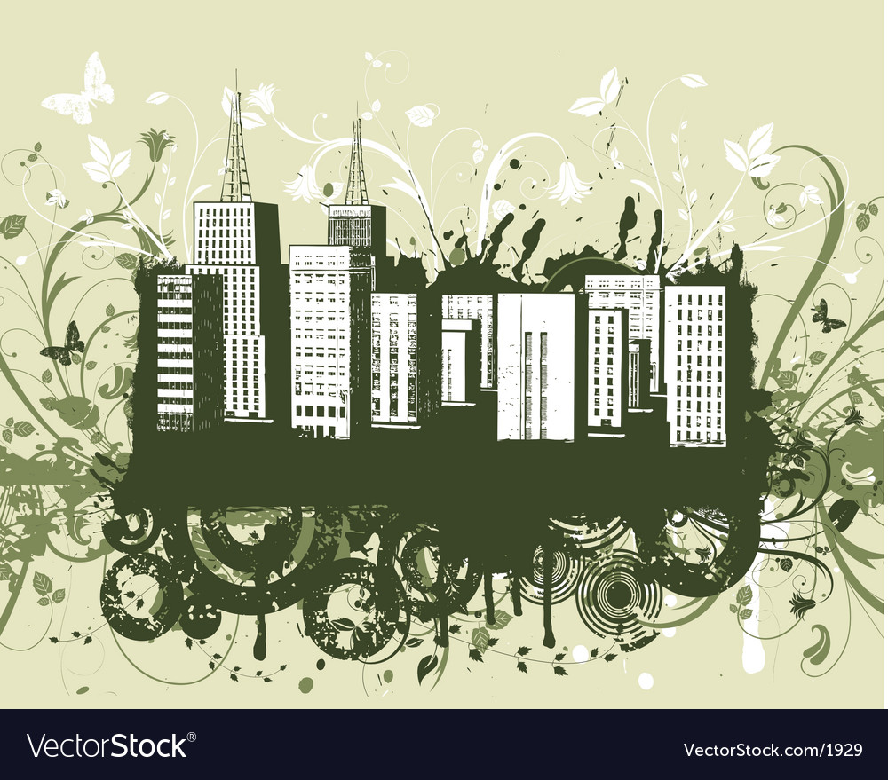 Urban grunge vector | Price: 1 Credit (USD $1)