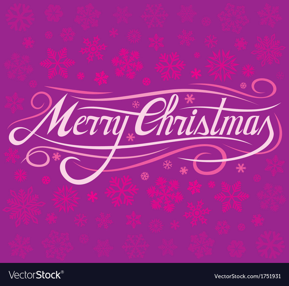 Christmas card - merry christmas vector | Price: 1 Credit (USD $1)