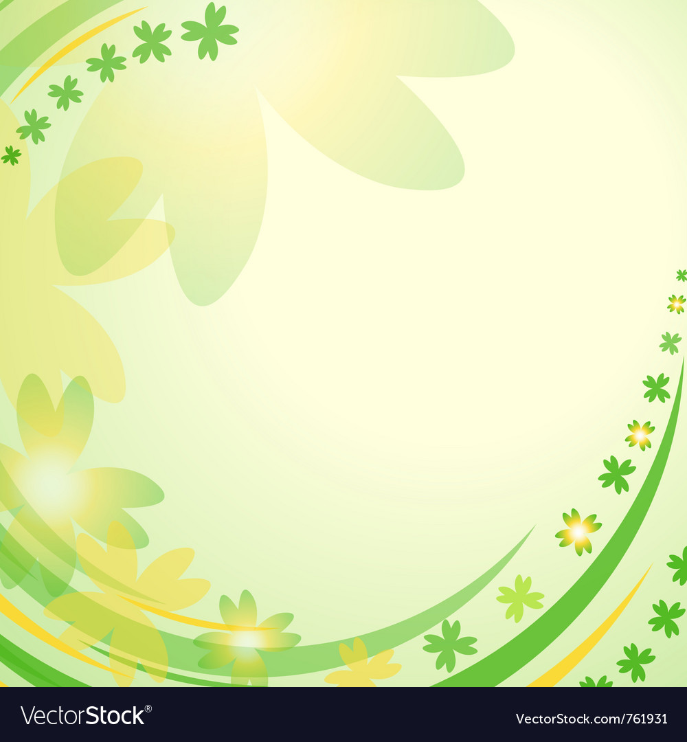 Clover leaves vector | Price: 1 Credit (USD $1)