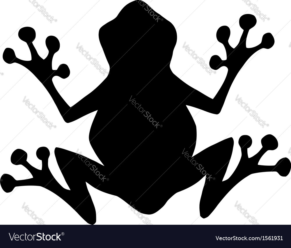 Frog logo vector | Price: 1 Credit (USD $1)