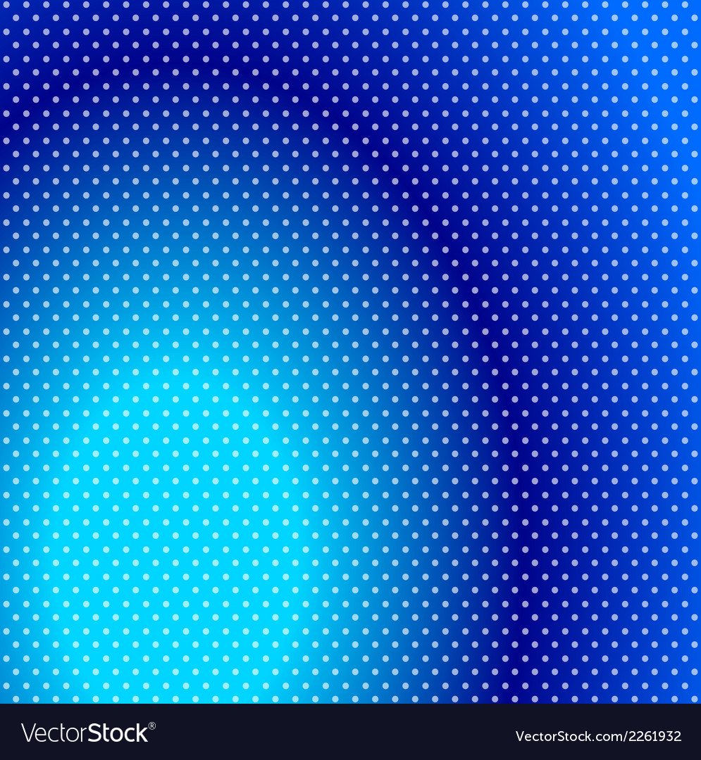 Dots for blue backgrounds and design vector | Price: 1 Credit (USD $1)