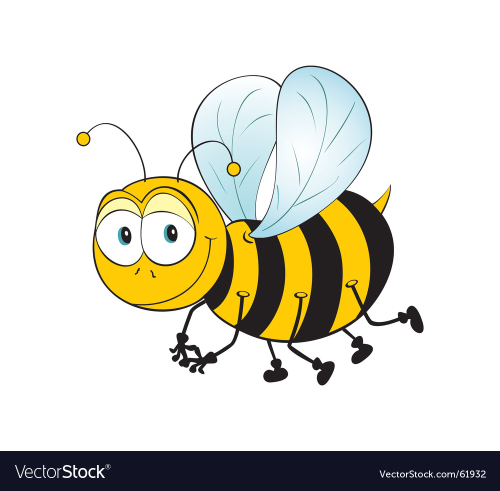 Just bee vector | Price: 1 Credit (USD $1)