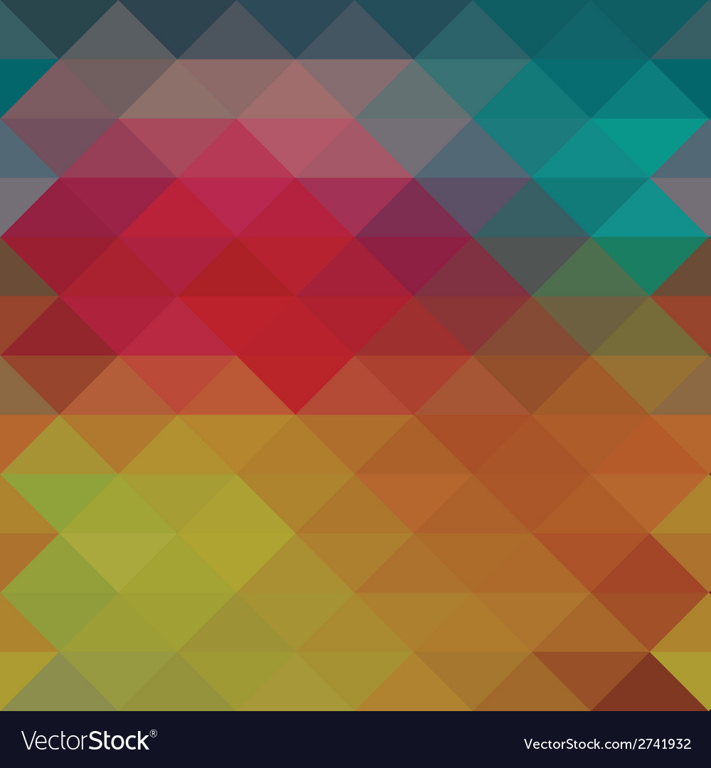 Triangle neon seamless background vector | Price: 1 Credit (USD $1)