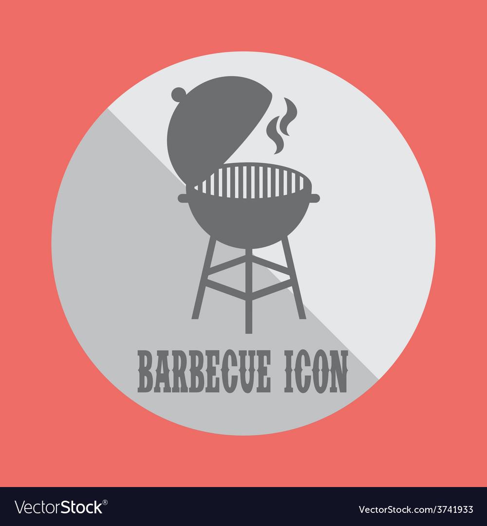 Babecue icon vector | Price: 1 Credit (USD $1)