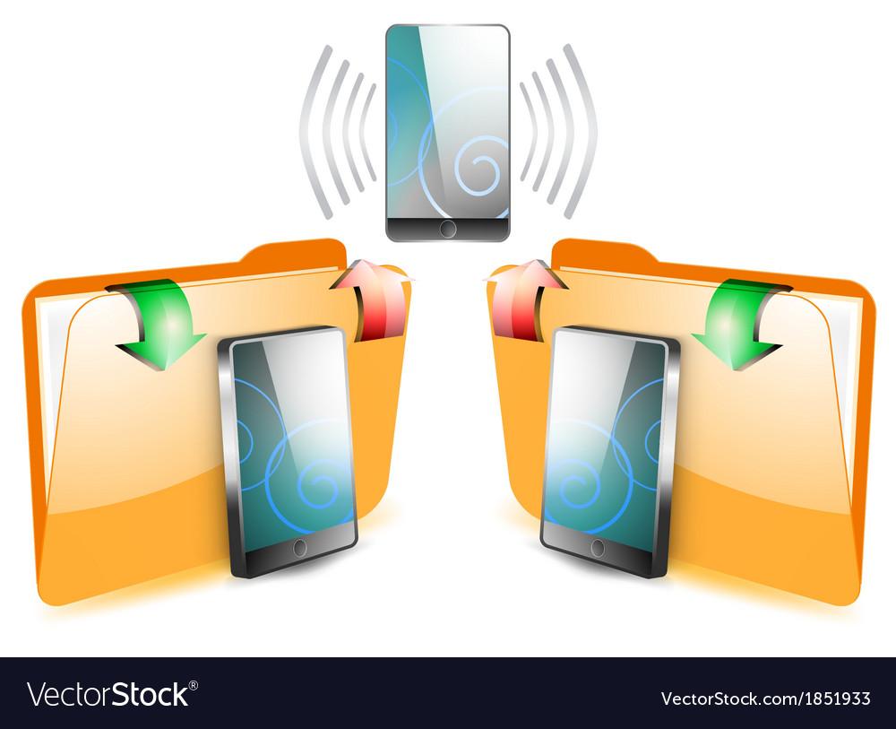 Information sharing vector | Price: 1 Credit (USD $1)