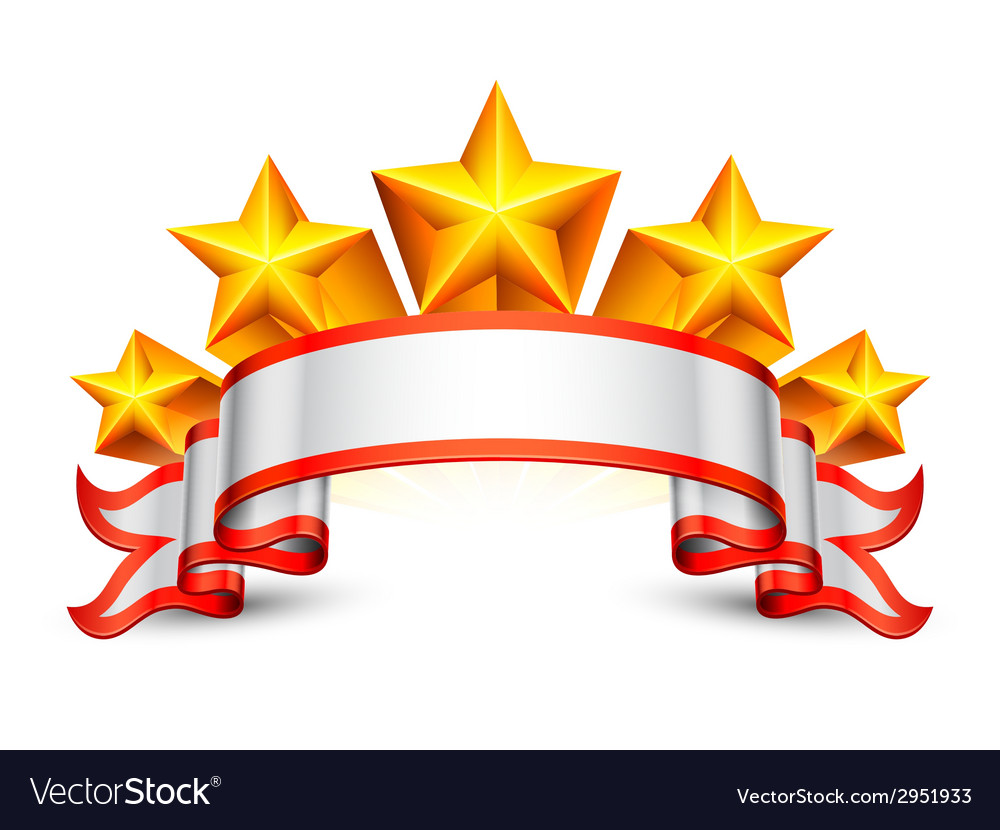 Stars banner vector   Price: 1 Credit (USD $1)