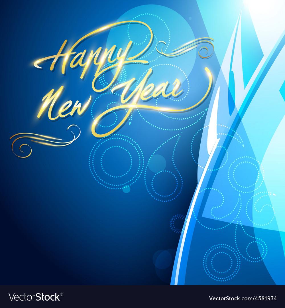 2012 new year design vector | Price: 1 Credit (USD $1)