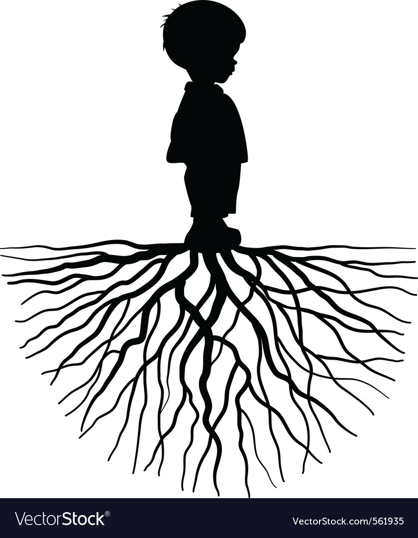 Family tree vector | Price: 1 Credit (USD $1)