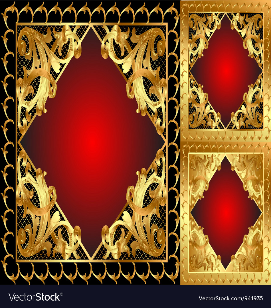 Ornamental frames vector | Price: 1 Credit (USD $1)