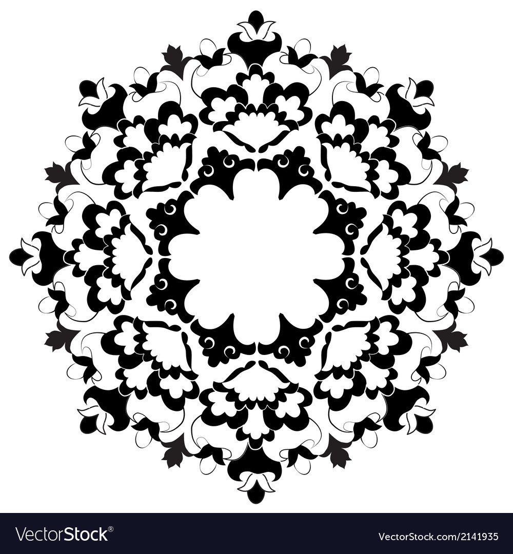 Ottoman motifs design series with two vector | Price: 1 Credit (USD $1)