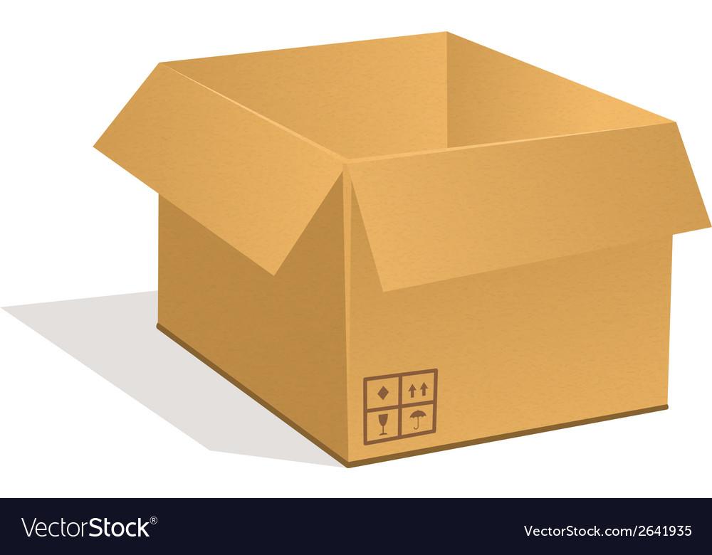 Post parcel vector | Price: 1 Credit (USD $1)