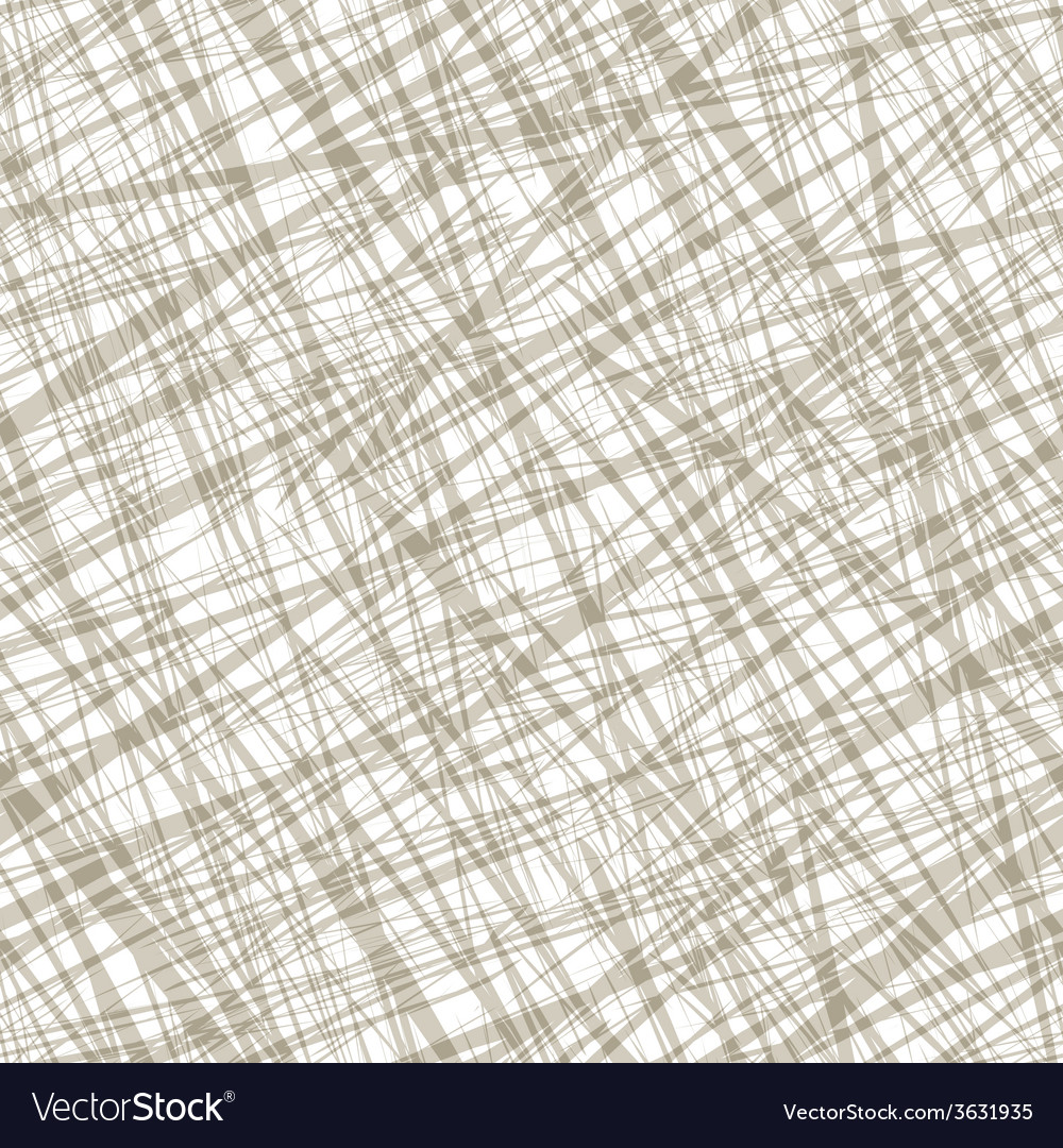 Seamless pattern with random cross lines texture vector | Price: 1 Credit (USD $1)
