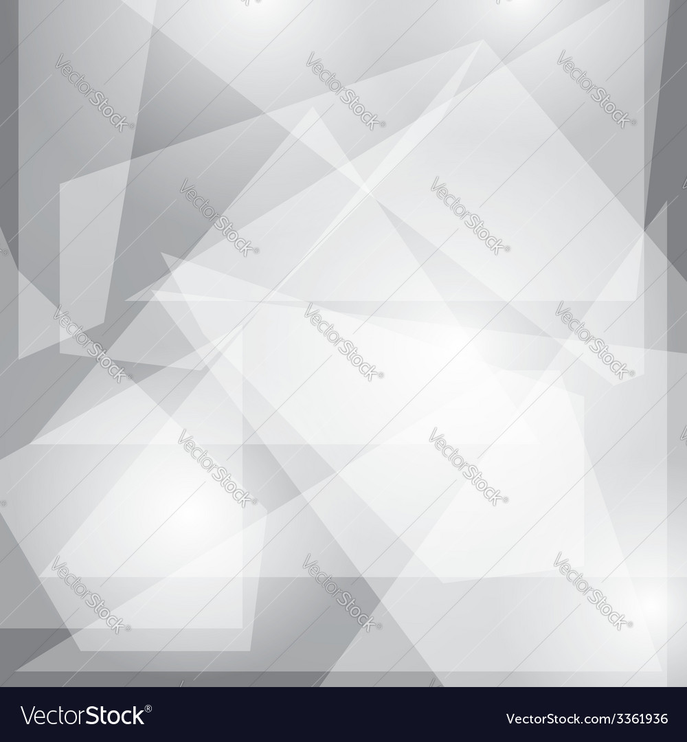 Abstract gray geometric background vector | Price: 1 Credit (USD $1)