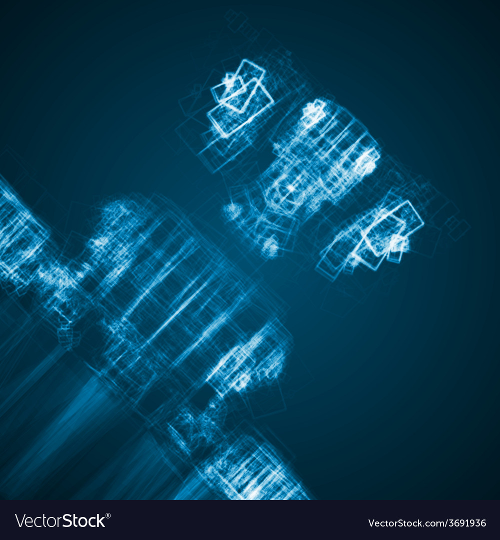 Abstract technology vector | Price: 1 Credit (USD $1)