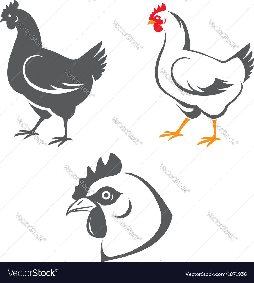 Chicken vector   Price: 1 Credit (USD $1)