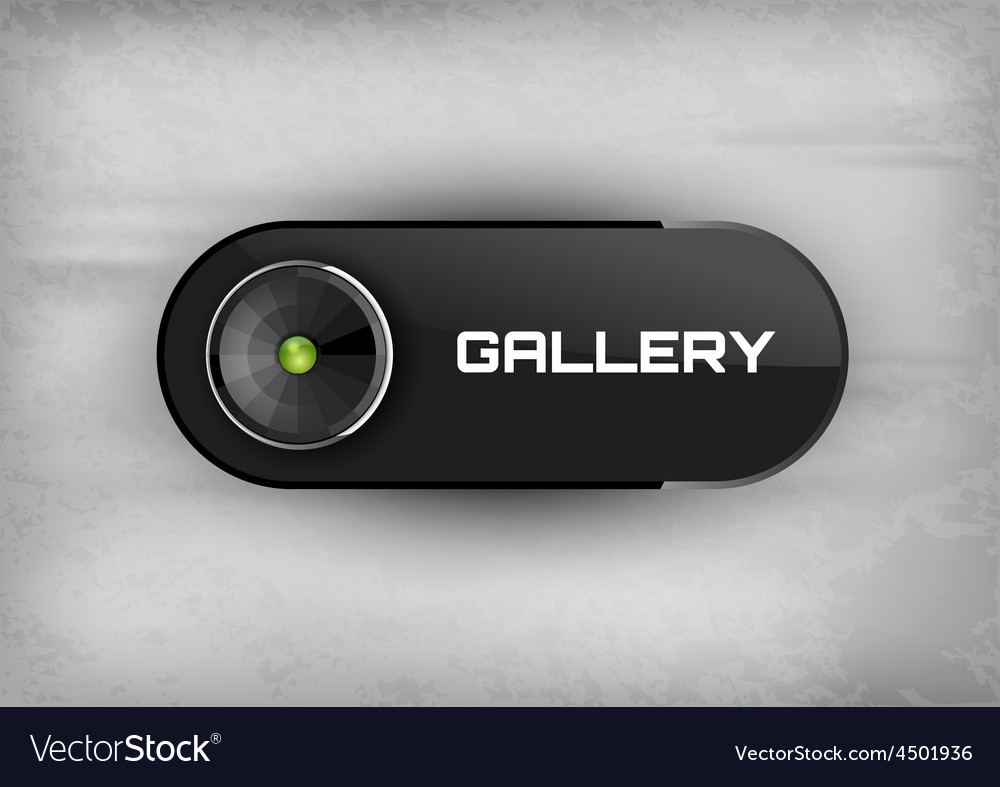 Gallery icon vector | Price: 1 Credit (USD $1)