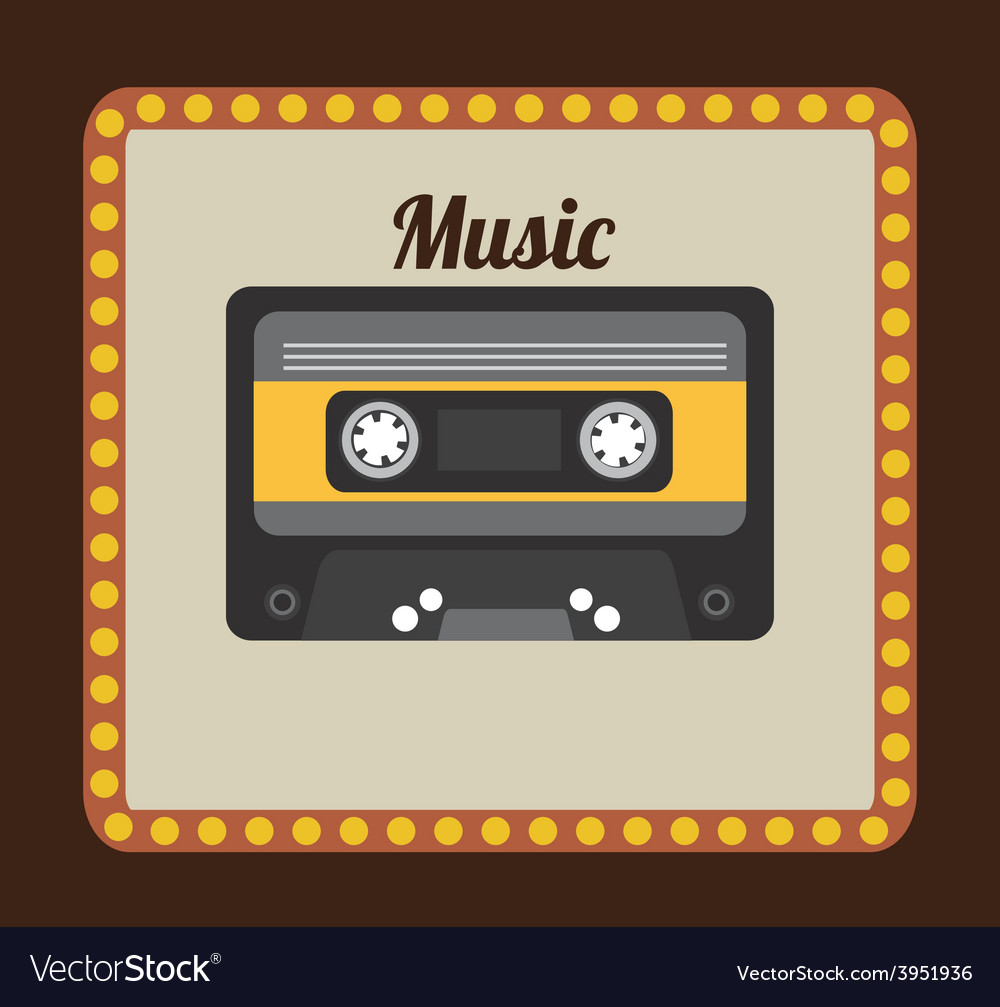 Music concept vector | Price: 1 Credit (USD $1)